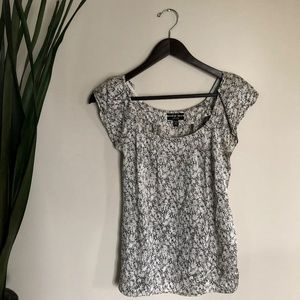Jacob 100% Silk Top
